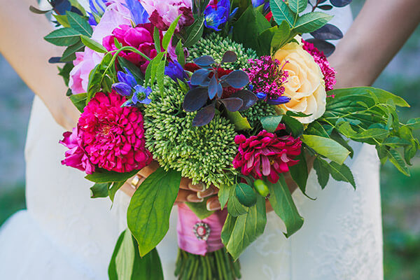 Charlotte Speculo Floral Designer Wedding Bridal Bouquet